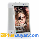 Anansi - 5 Inch Quad Core Phone (Android 4.2, 1280x720p, 8MP Camera, White)