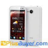 ONN K7 Quad Core Android 4.2 Phone (4.5 Inch, 1280x720 HD, Built-In GPS, 1GB RAM, White)