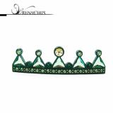 L tiara barrette
