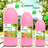 Bottle Guava Juice Drink Nectar
