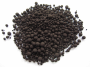 Humic acid in granular form