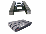 Rubber Tracked undercarriage (rubber crawler)