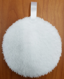 Cleansing microfiber puff _Beauty tools_