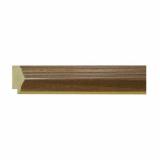 polystyrene picture frame moulding - SPJ-22BRG