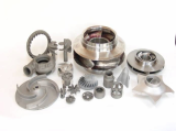 turbin, pump parts, investment casting, lost wax process, steel casting