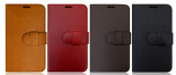 FOR SAMSUNG GALAXY NOTE2 ATTENTION LEATHER CASE AND FOR SAMSUNG GALAXY NOTE2 LUXURY LEATHER CASE