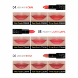 BOM MY LIPSTICK 6 colors Matte lipstick_ Magnetic Case