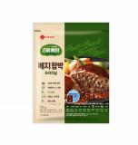 Lotte foods Zero Meat vegetarian_Veggie_ Hamburger Steak Ori