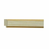 polystyrene picture frame moulding - 29 Ivory