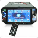ePathChina.com: 5 inch TFT LCD Touch Screen Bluetooth Car DVD Player - TV - iPod