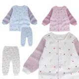 _anypong_ double layer long sleeves pajama set