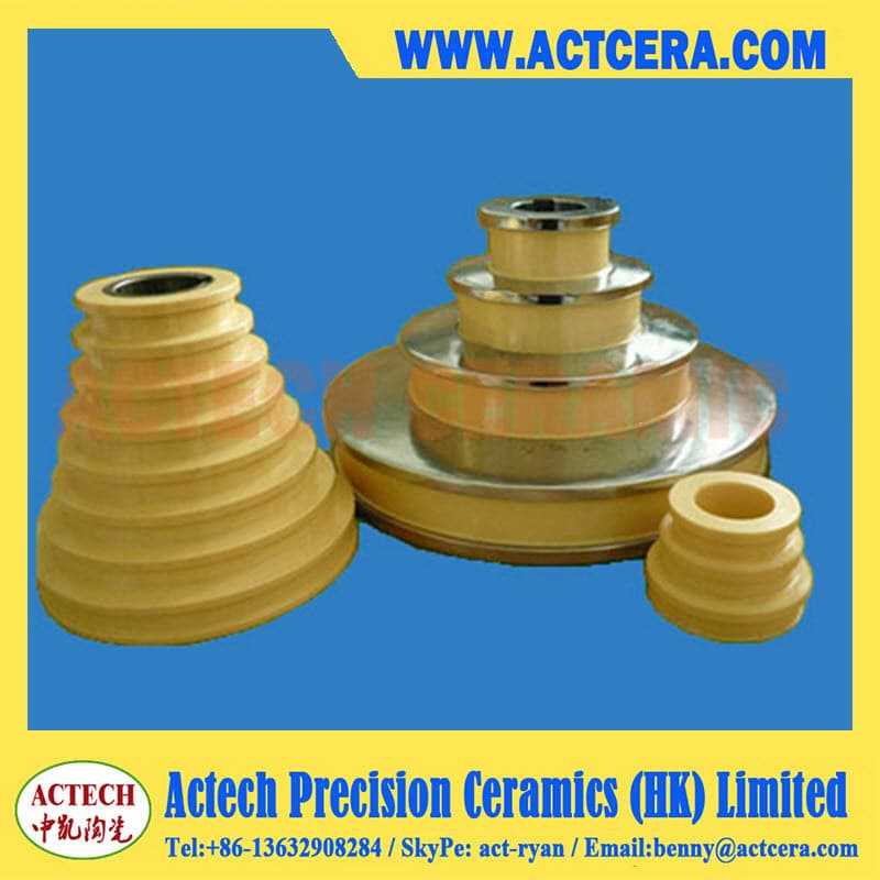 CERAMIC CAPASTAN FOR WIRE DRAWING MACHINE