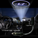 LED Car Roof Logo Projector Lamps,2014 HOT!