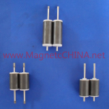 Washing Machine Pump rotor magnets