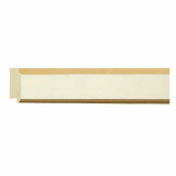 polystyrene picture frame moulding - 1429 White