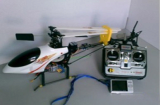 R/C Hicopter with camera