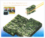Seasoned Laver or Dried & Raw Seaweed