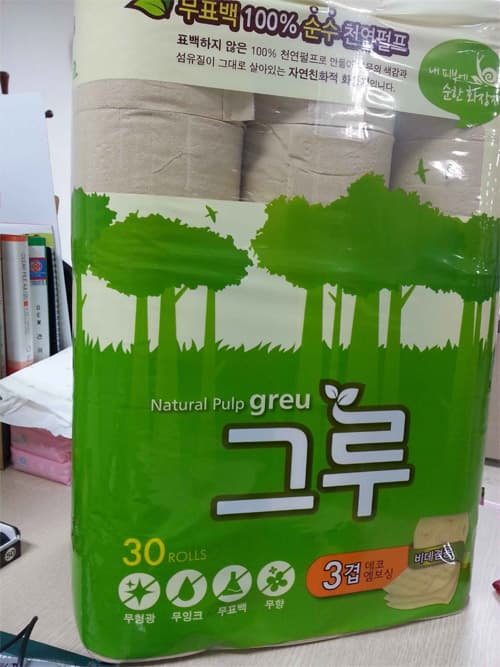 Greu bathroom tissue 30M 30R