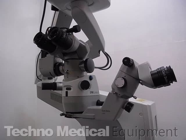 Carl Zeiss OPMI Lumera i Surgical Microscope