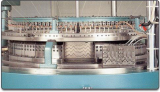 Fleece fabric knitting machine(KB-F)