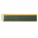 polystyrene picture frame moulding - 1429 Green