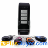 4 Channel Key Finder Set with 4 Receivers