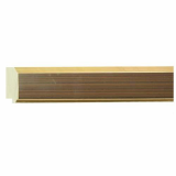 polystyrene picture frame moulding - 1429 Brown