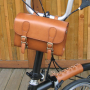Bicycle bag Genuine leather made in korea