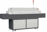 Reflow oven with six heating zones/SMT reflow solder/Lead free reflow oven