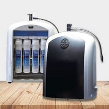 9 Stages Alkaline Hydrogen Reduction water Purifier