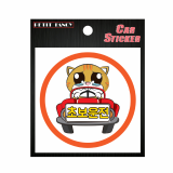 car sticker _ da7008 Inexperienced driver