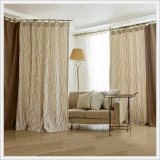 MyHouse Curtain Weiblesha Brown