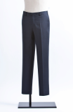 FULL LENGTH DARK GREY PANTS-P15F08GR-