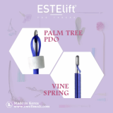 Face Lifting ESTElift PDO Thread _ Palm Tree_Vine Spring