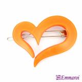 Cuty Heart point hairpin