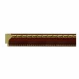 polystyrene picture frame moulding - SPJ-16MRG