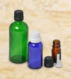 Dropper Cap Bottle