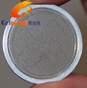 Filter Disc / Stainless Steel BHO Filter Screen / 50 micron ...