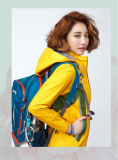 Outdoor jacket_ Backpack by WILDROSES