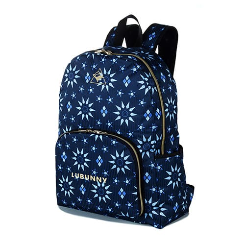 a9ad8a867119 Folding Bunny   fashion fabric foldable backpack school bag
