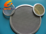 Filter Disc _ Stainless Steel BHO Filter Screen _ 50 micron stainless steel round screen