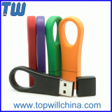 Full Metal Colorful Ring Design Flash Drive 8GB Pen Drive