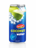 Natural Coconut Water In Aluminium Can