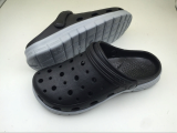 High Quality Black EVA Clogs Garden Shoes Summer Slippers