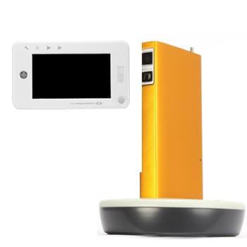 2.4GHz Wireless Digital VGA Video Surveillanc