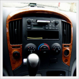 Grand Starex Interior Wood Grain