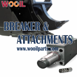 EXCAVATOR ATTACHMENTS_BREAKER_BUCKET_LIPPER SPARE PARTS_