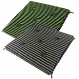 Stripe Memory Foam Seat Cushion