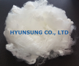 Polyester Staple Fiber _White_