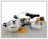 Pressure Cooker 5pcs Set